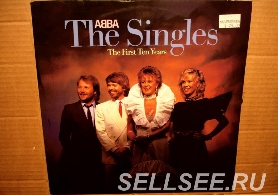 ABBA - The Singles The First Ten Years, САНКТ-ПЕТЕРБУРГ