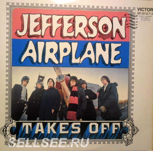 Jefferson Airplane - Bless It s Pointed Little Head - Takes ..., САНКТ-ПЕТЕРБУРГ