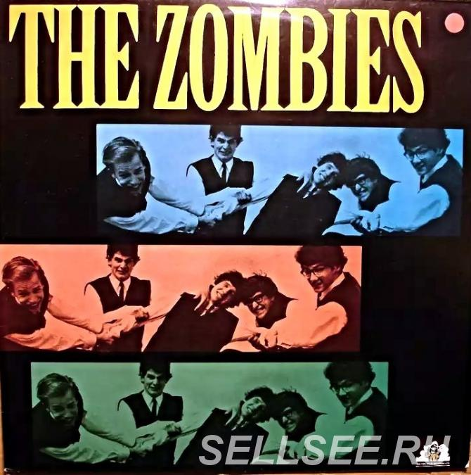 Пластинка виниловая The Zombies - The Zombies UK, САНКТ-ПЕТЕРБУРГ